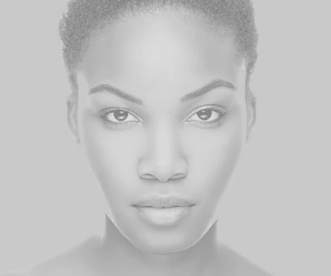 tratamiento facial piel negra